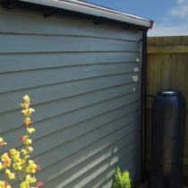 MiniFlo 76mm / 50mm Rainwater System