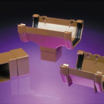 Square Line Gutter & Fittings