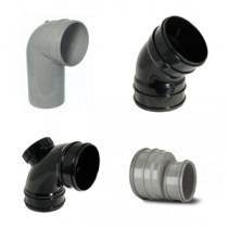 Solvent Weld Soil Fittings