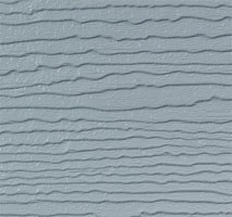 DEEPLAS EMBOSSED CLADDING - STARTER C/W COVER - LIGHT GREY