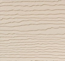 DEEPLAS EMBOSSED CLADDING FEATHEREDGE- BUTT JOINT - SAND