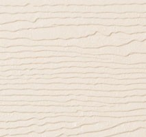 DEEPLAS EMBOSSED CLADDING - TOP EDGE TRIM - CREAM