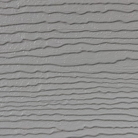 DEEPLAS EMBOSSED CLADDING - STARTER C/W COVER - SLATE GREY