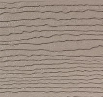 DEEPLAS EMBOSSED CLADDING DOUBLE SHIPLAP 300MM - MOCHA BROWN