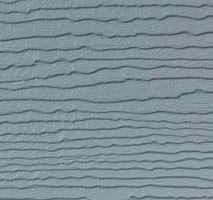 DEEPLAS EMBOSSED CLADDING DOUBLE SHIPLAP 300MM - PEARL GREY