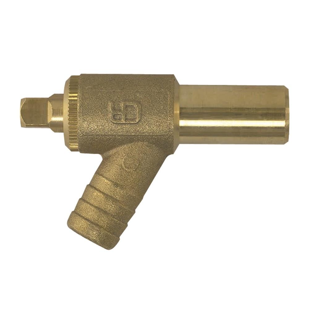 Speedfit Brass Drain Cock (DOC) 15mm
