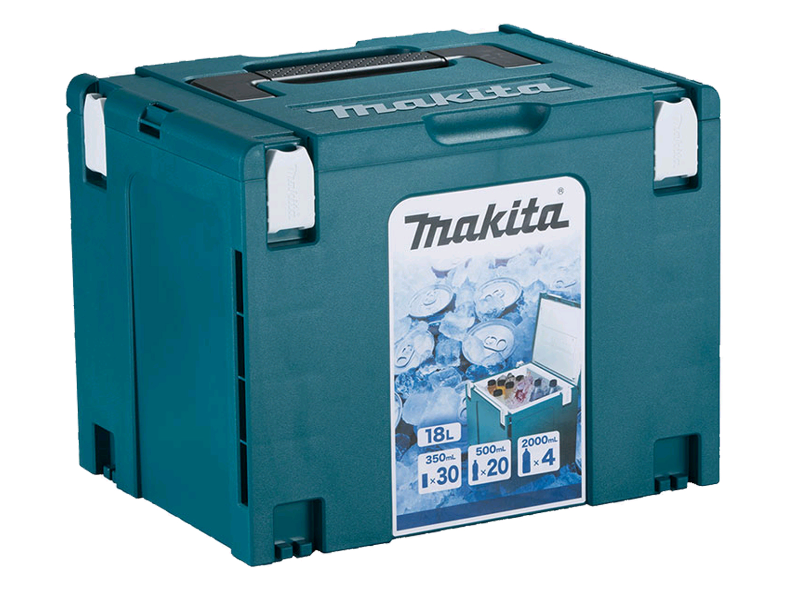 MAKITA STACKING CASE TYPE 4 - COOLER BOX - 198253-4 - 396MM X 296MM X 315MM