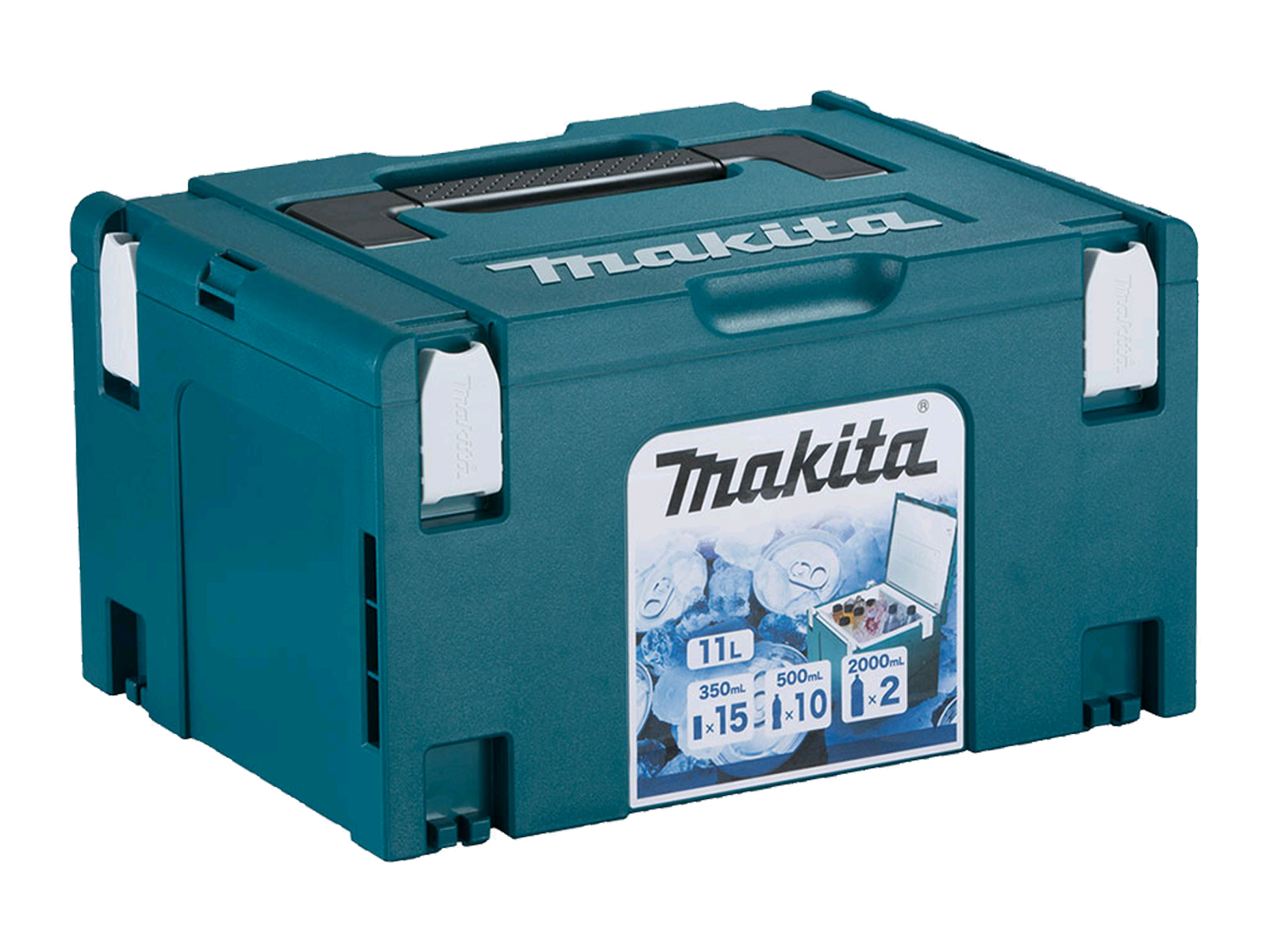 MAKITA STACKING CASE TYPE 3 - COOLER BOX - 198254-2 - 396MM X 296MM X 210MM