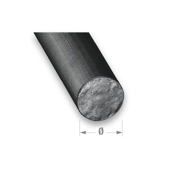 HOT-ROLLED STEEL VARNISHED ROUND ROD
