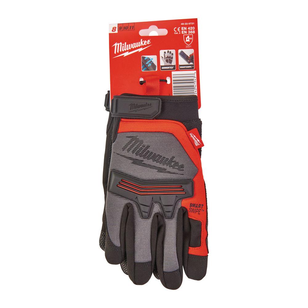 Milwaukee Demolition / Site / Carpenters Work Gloves - 48229731 - 8/M