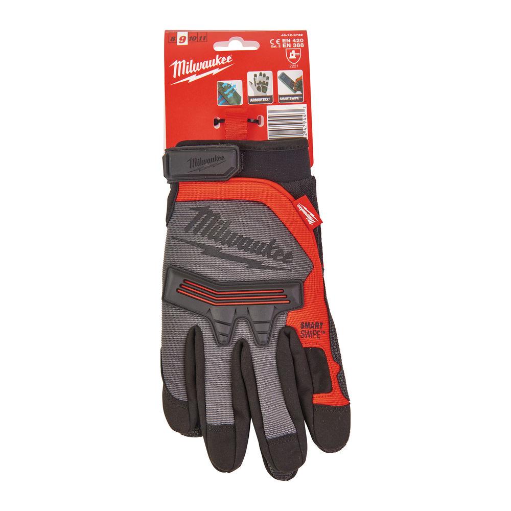 Milwaukee Demolition / Site / Carpenters Work Gloves - 48229732 - 9/L