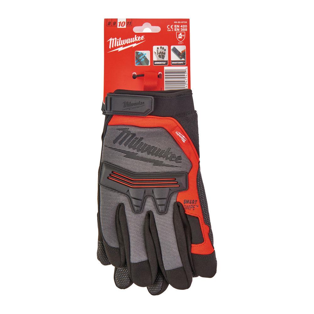 Milwaukee Demolition / Site / Carpenters Work Gloves - 48229733 - 10/XL