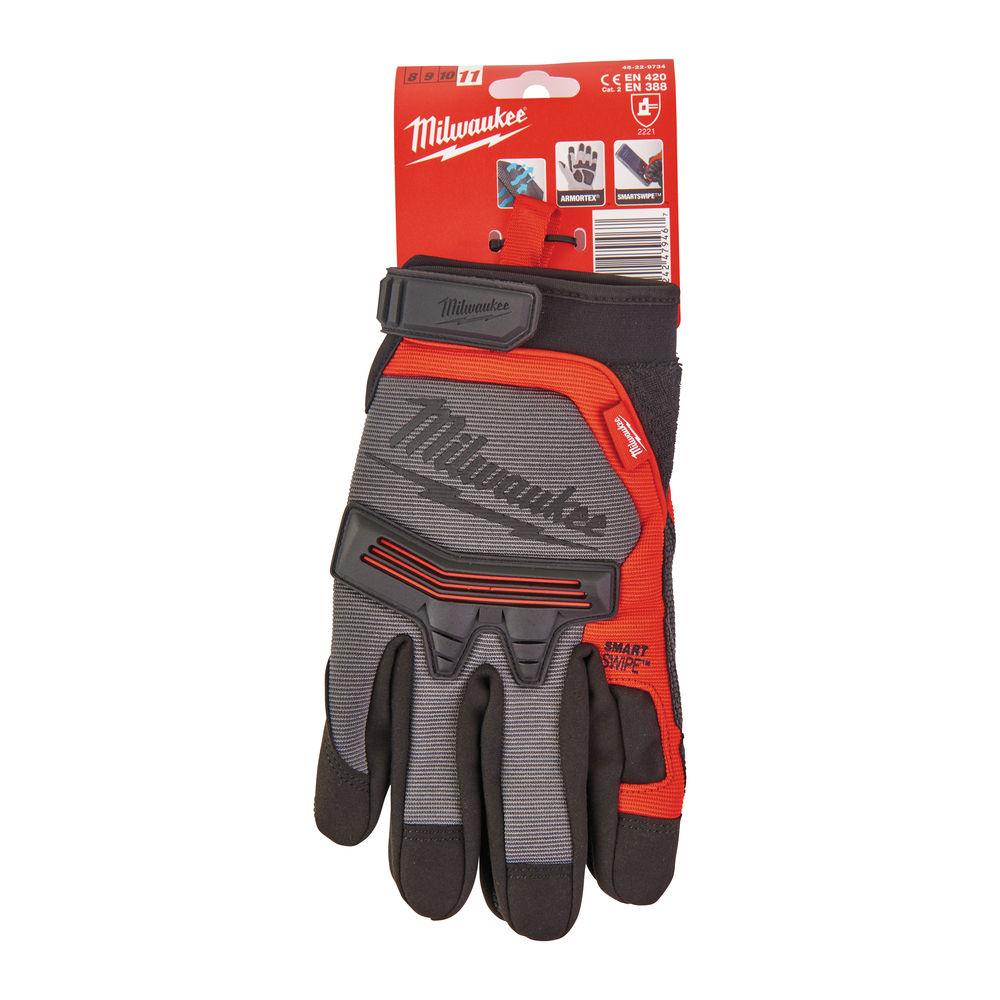 Milwaukee Demolition / Site / Carpenters Work Gloves - 48229734 - 11/XXL