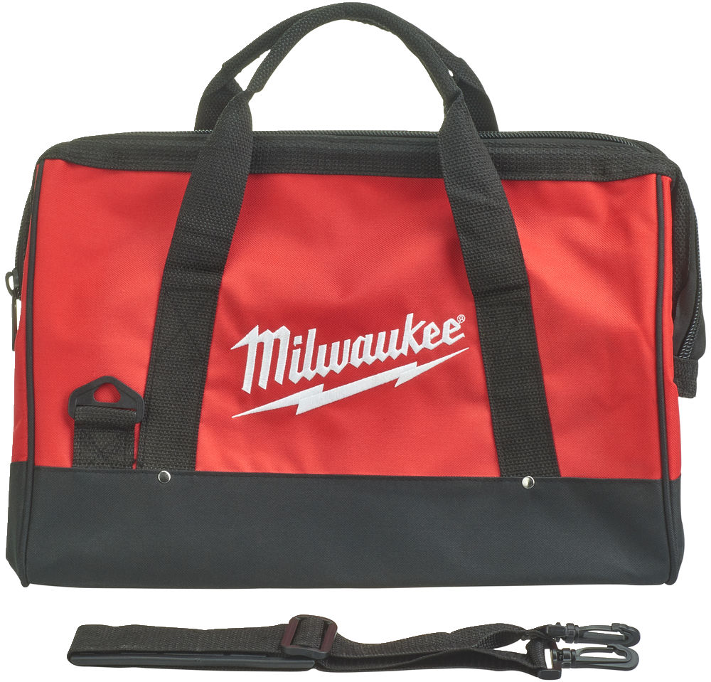 "MILWAUKEE SOFT CANVUS TOOL BAG 17"" - 4931431552"