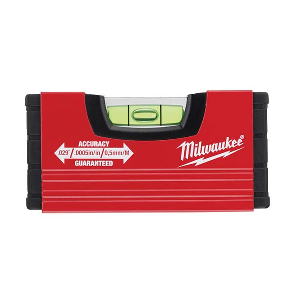 Milwaukee Slim Box Level - 10cm - 4932459100