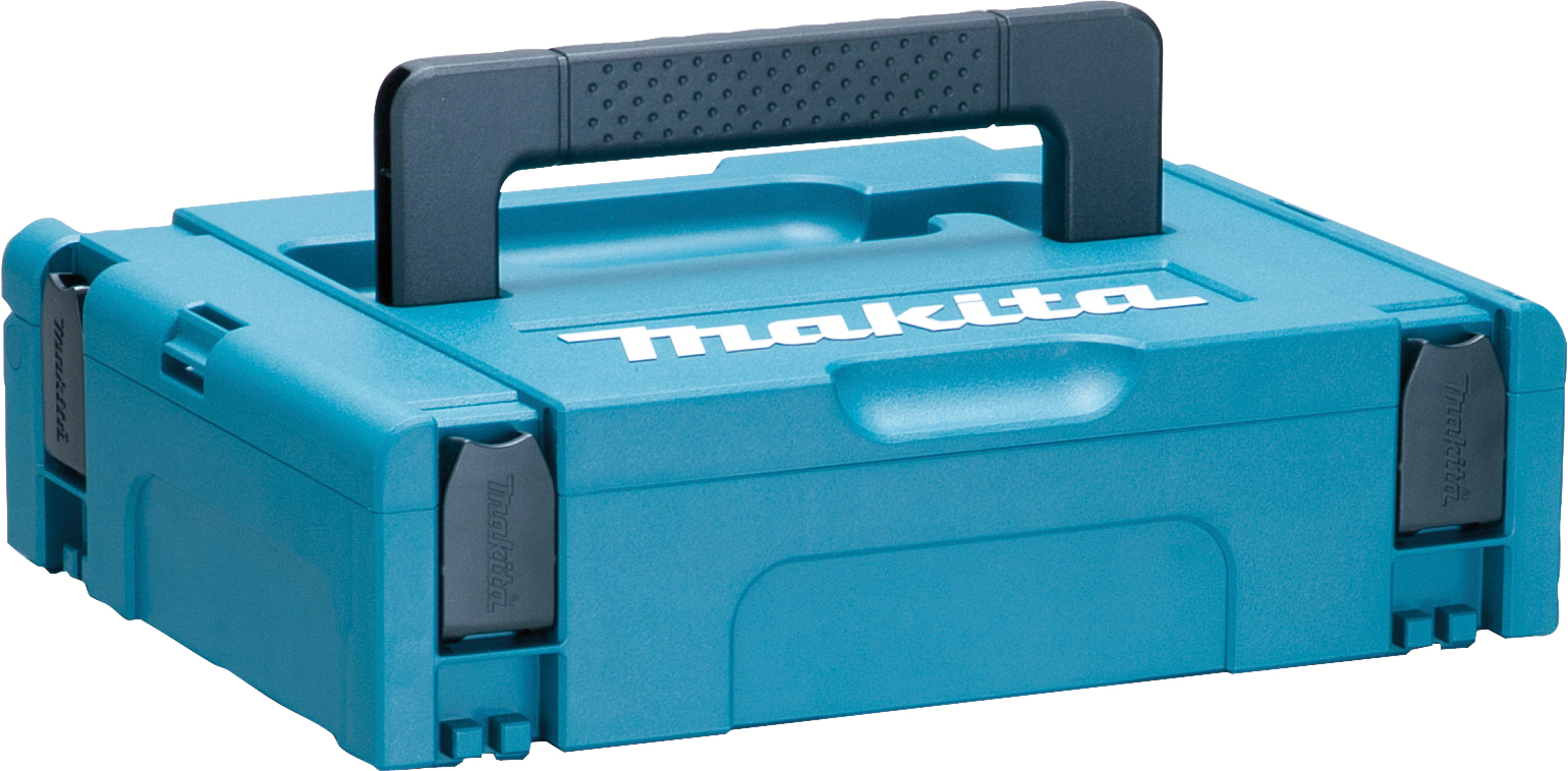 MAKITA STACKING CASE TYPE 1 - 821549-5 - 396MM (L) X 296MM (W) X 105MM (H)