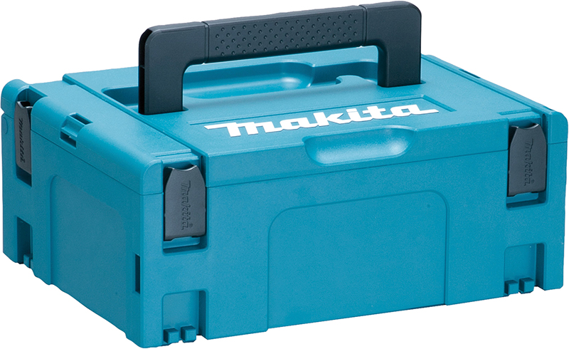 MAKITA STACKING CASE TYPE 2 - 821550-0 - 396MM (L) X 296MM (W) X 157MM (H)
