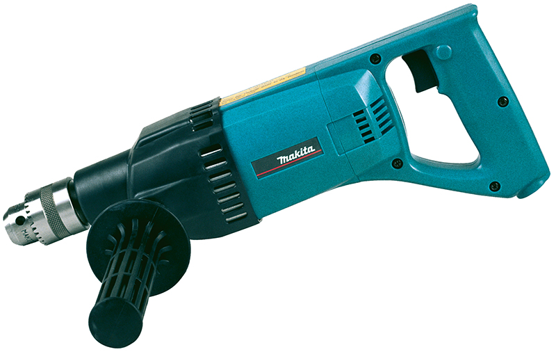 Makita 8406 240V 13mm Diamond Core and Hammer Drill 850 Watt Variable Speed
