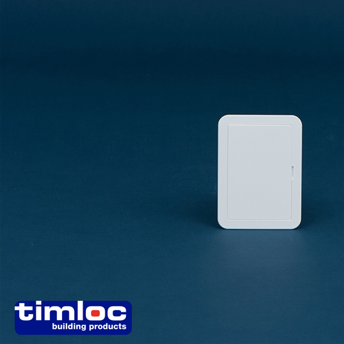 TIMLOC PLASTIC ACCESS PANEL 115MM X 165MM AP110