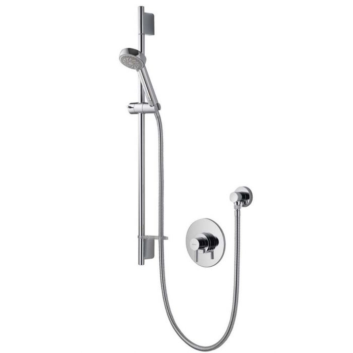 AQUALISA SIREN SL CONCEALED MIXER SHOWER WITH ADJUSTABLE HEAD
