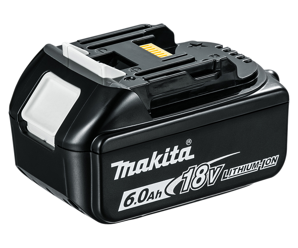 MAKITA 18V BATTERY 6.0AH LI-ION - BL1860