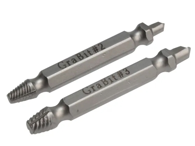 BOA GRABIT SCREW & BOLT REMOVER SET - 2PC - 17001/ENG