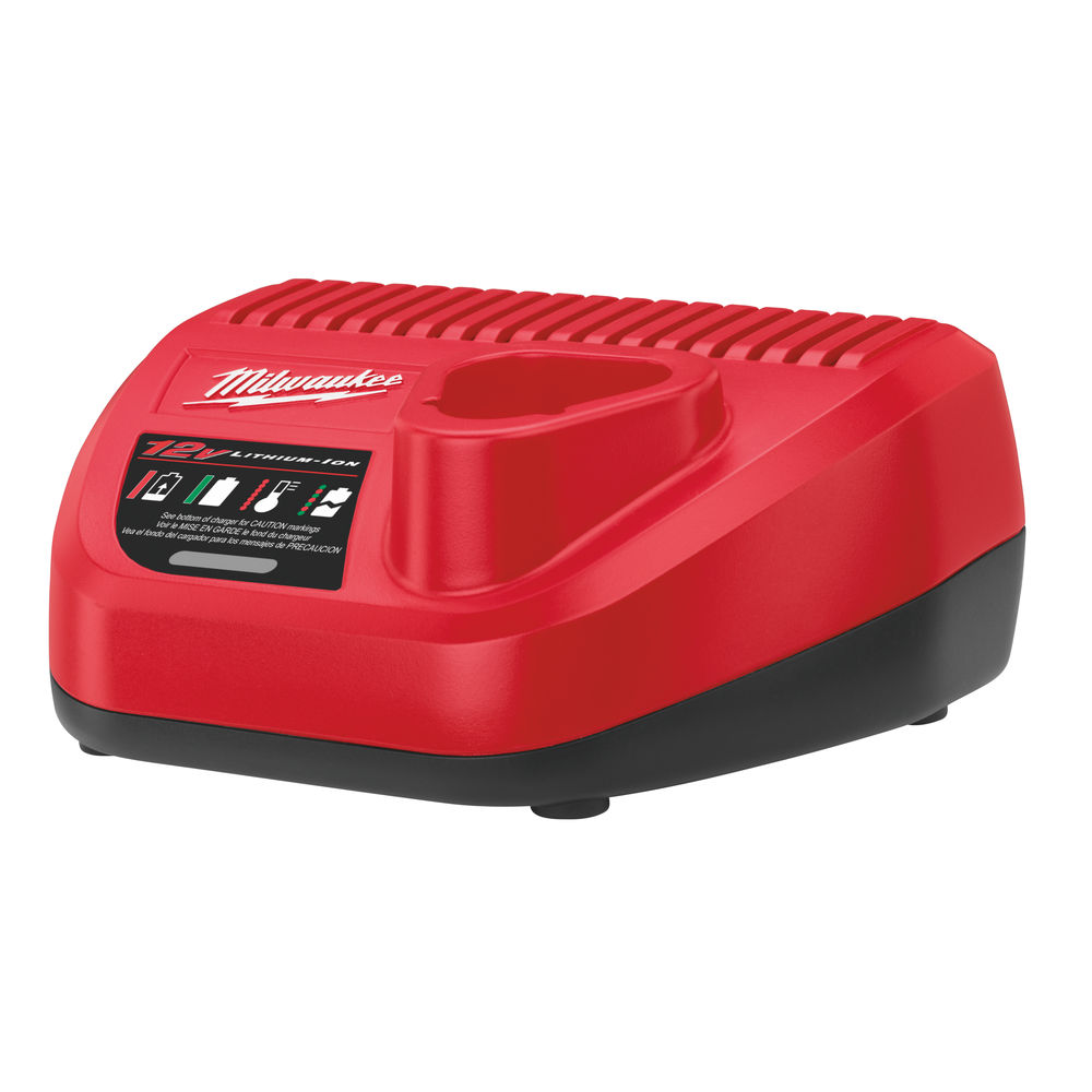 MILWAUKEE C12C 12V LI-ION BATTERY CHARGER - 240V