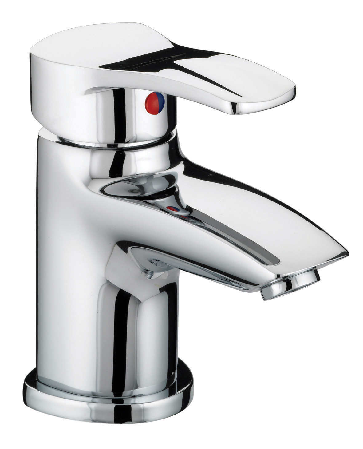 BRISTAN CAPRI BASIN MIXER WITH ECO-CLICK & POP-UP WASTE