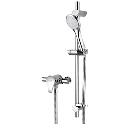 BRISTAN CAPRI THERMOSTATIC EXP SHOWER VALVE WITH KIT - CAP2 SHXAR C