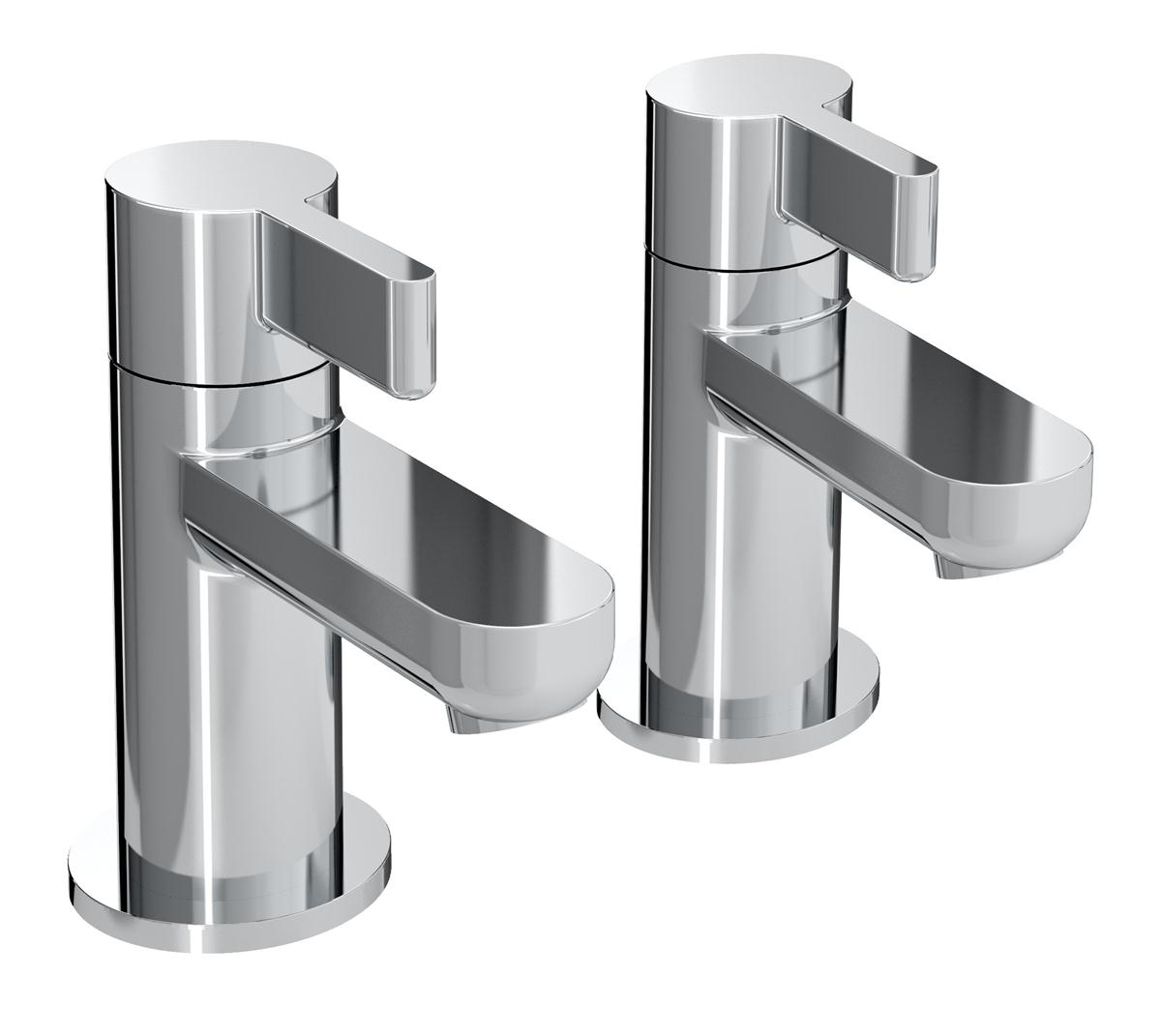 BRISTAN CLIO BATH TAPS CHROME