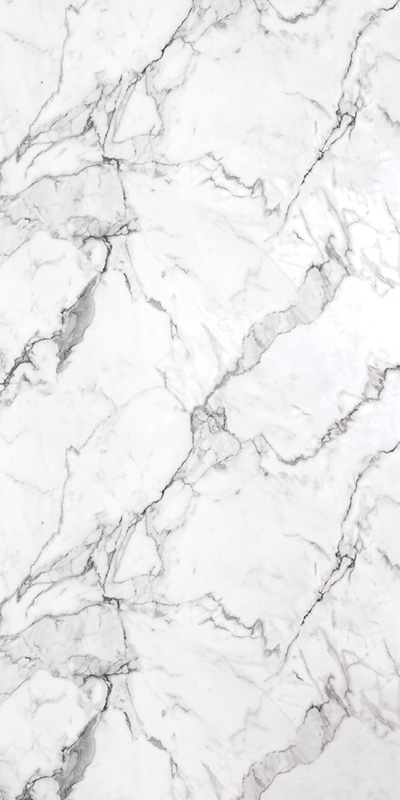 MULTIPANEL LINDA BARKER STONE - CALACATTA MARBLE (3460) UNLIPPED 2400 X 1200MM