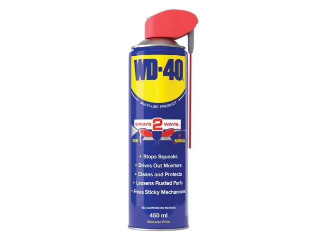 WD-40 Mutli-Use Maintenance Smart Straw 450ml - 44137/88