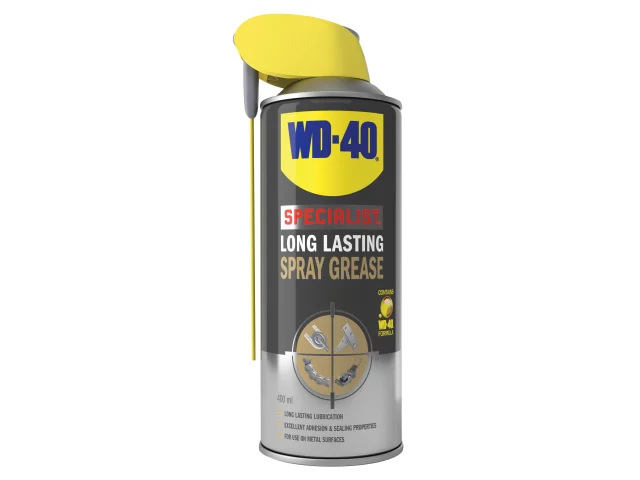 WD-40 SPECIALIST SPRAY GREASE 400ML - 44215