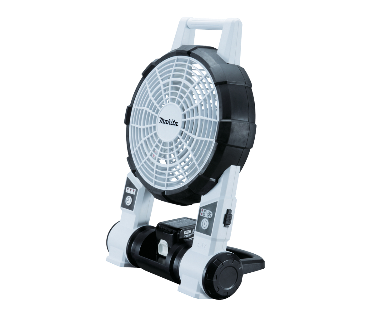 MAKITA 14.4V / 18V PORTABLE FAN - WHITE - DCF201ZW - BODY ONLY