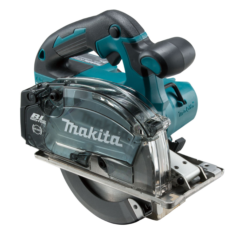 MAKITA 18V BRUSHLESS 150MM METAL SAW - DCS553 - BODY ONLY