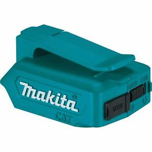 MAKITA LI-ION TWIN USB ADAPTER 12V - POWER PORT ADAPTER - DEAADP06