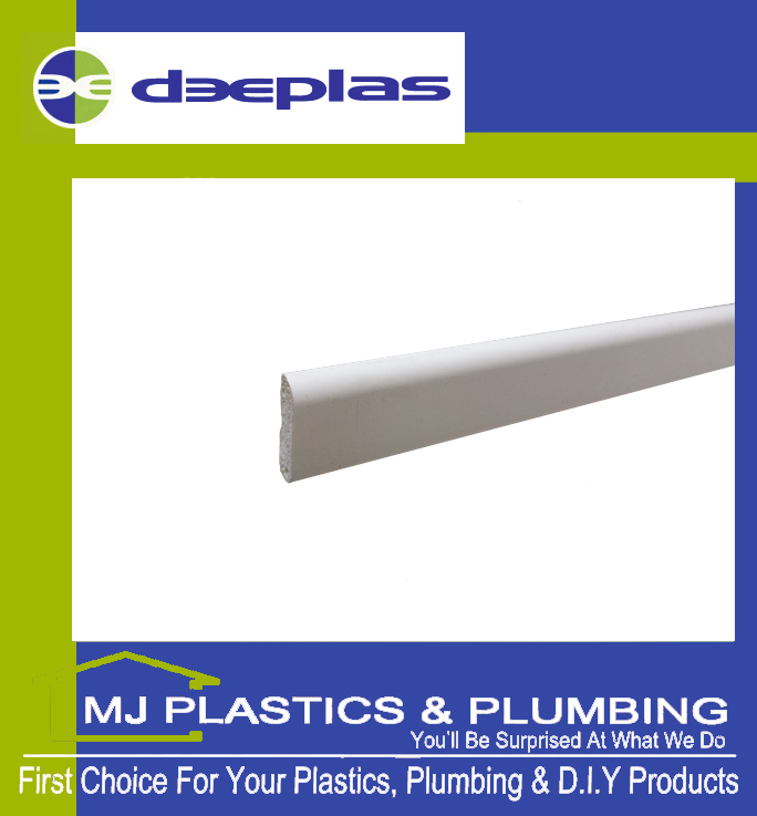 DEEPLAS 20MM CLOAKING FILLET (020) TRAFFIC WHITE