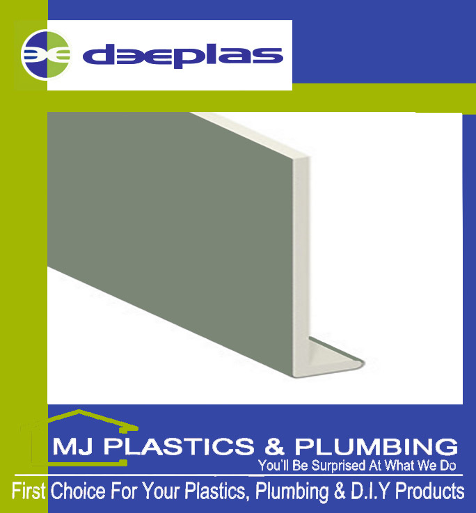 DEEPLAS 150MM CAPPING BOARD SQUARE EDGE CHARTWELL GREEN
