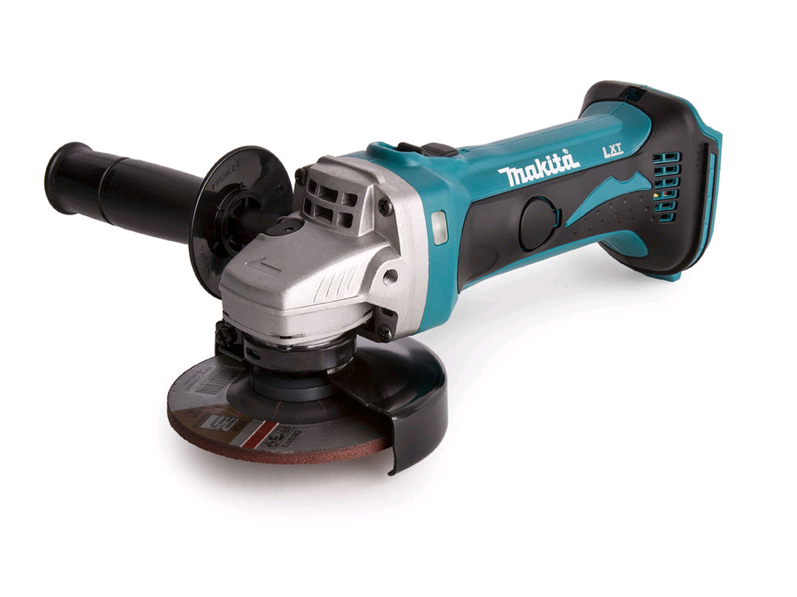MAKITA 18V BRUSHED 115MM ANGLE GRINDER LXT - BODY ONLY