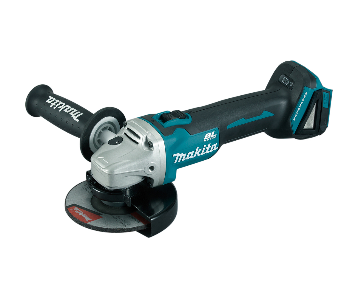 MAKITA 18V BRUSHLESS ANGLE GRINDER 125MM LXT - DGA506 - BODY ONLY