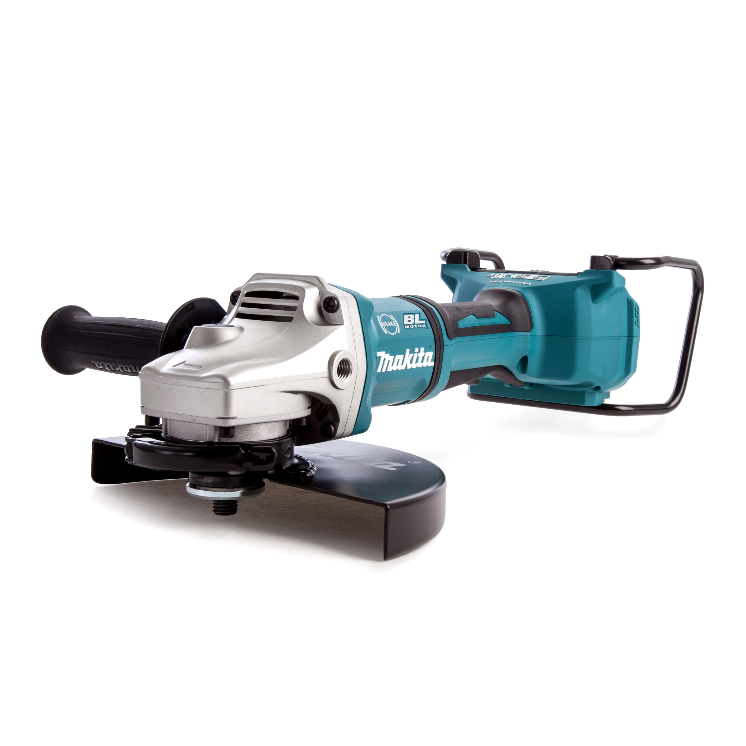 Makita DGA900 36V (Twin 18V) Brushless 230mm Angle Grinder LXT - Body Only