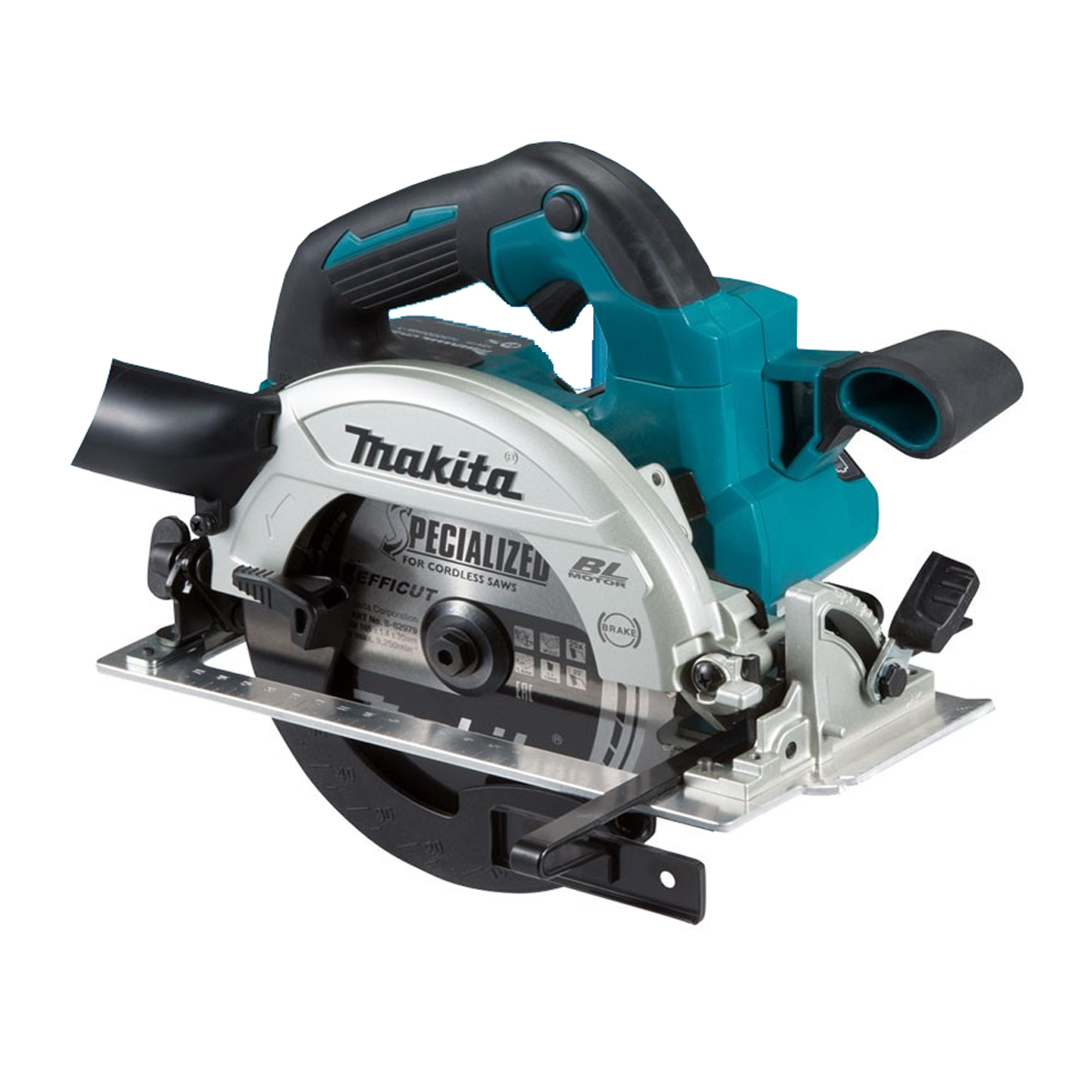 Makita DHS660 18V Brushless 165mm Circular Saw LXT - Body Only