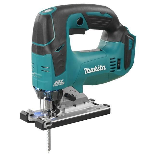 Makita DJV182 18V Cordless Brushless Jigsaw Top Handle - Body Only