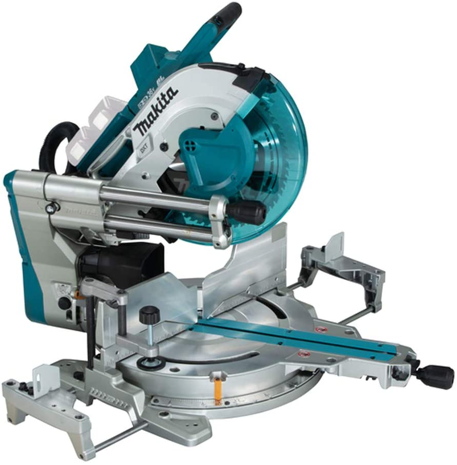 Makita 305mm Twin 18V Brushless Double Bevel Mitre Saw - DLS211ZU - Body Only