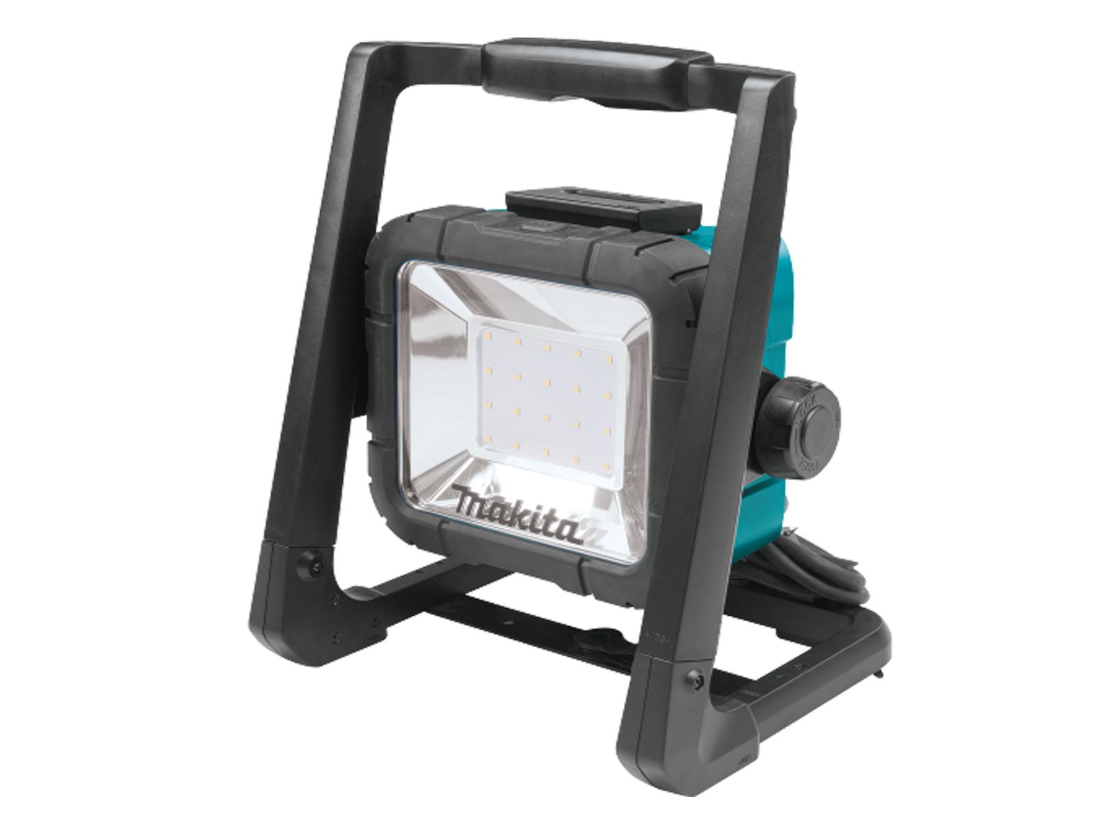 Makita Led Cordless Worklight 750 Lumens - Corded & Cordless - DML805/1 - 110V