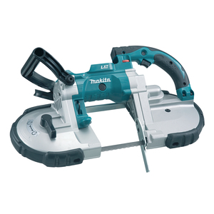 Makita 18V Brushed Cordless LXT Band Saw 120mm Bandsaw - Body Only