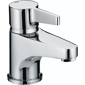 BRISTAN DESIGN UTILITY LEVER BASIN MIXER CHROME PLATED