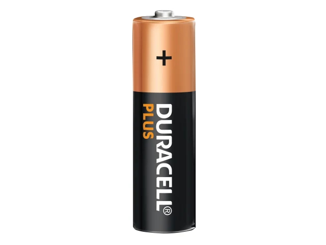 Duracell AA Cell Plus Power LR6/HP7 Batteries (Pack of 12) S3529