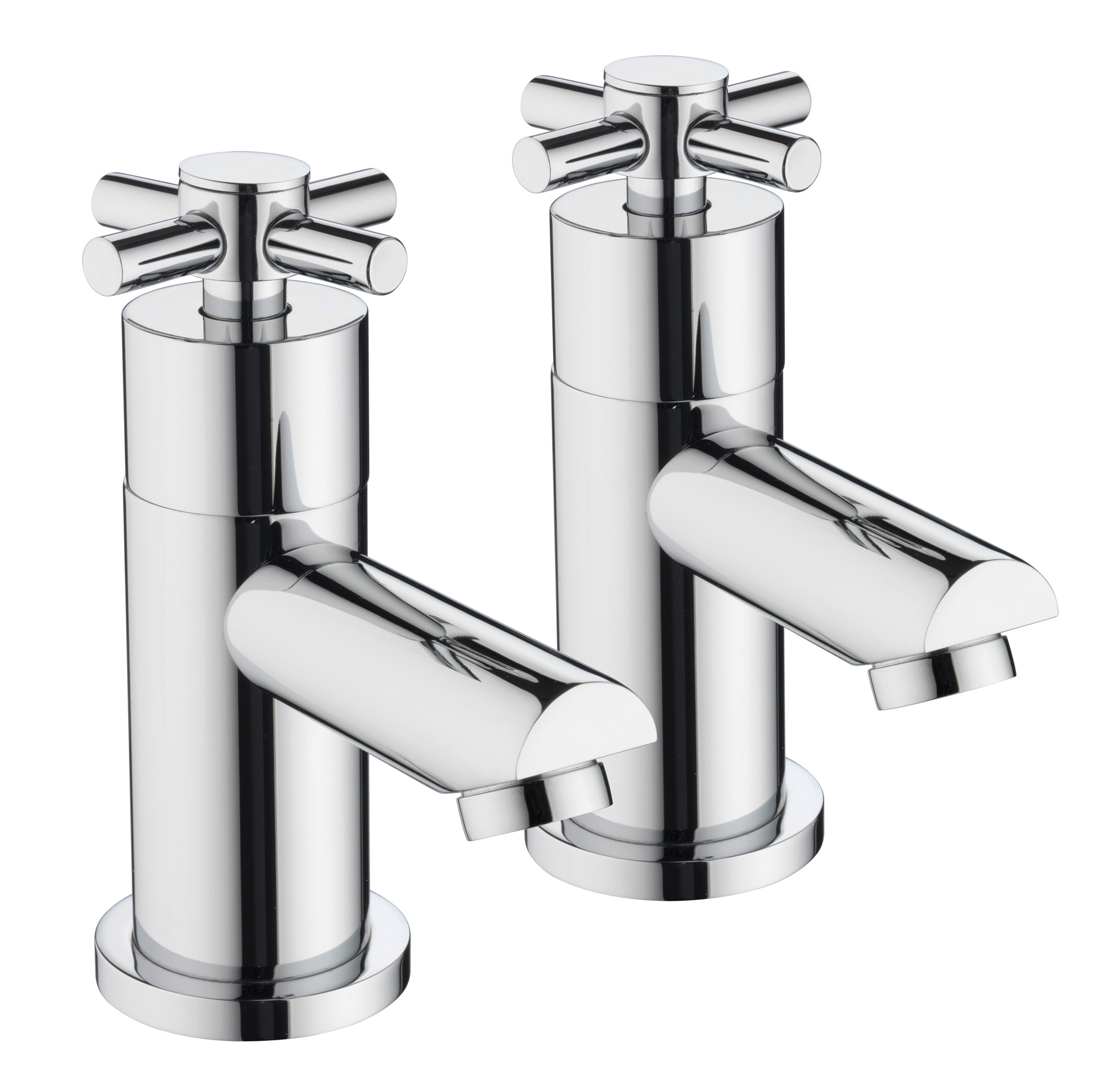 BRISTAN DECADE BASIN TAPS CHROME