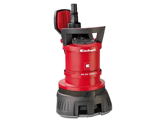 EINHELL GE-DP 5220 LL ECO CLEAN & DIRTY 2 IN 1 WATER PUMP - 240V